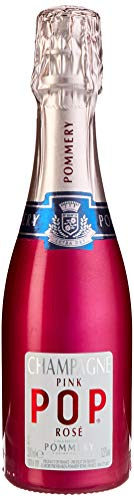 Champagne Pommery Pink Pop Rosé Piccolo (1 x 0.2 l) von Pommery