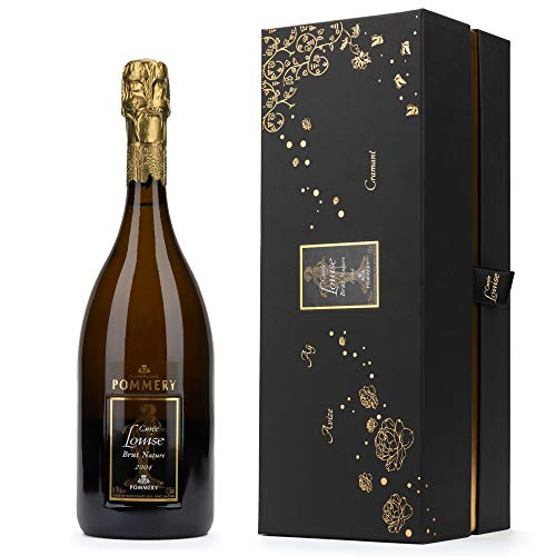 Pommery Cuvée Louise Vintage nature 2004 in Coffret Champagner (1 x 0.75 l) von Pommery