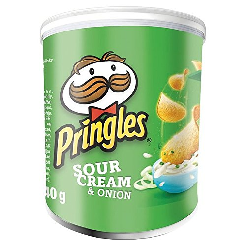 Pringles Pop & Go Sour Cream & Onion 40g von Pringles