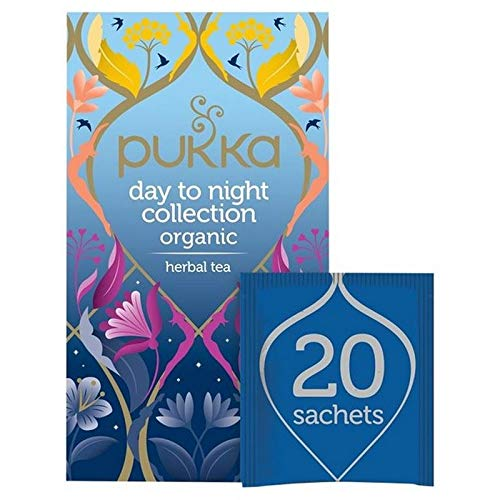 Pukka Day to Night Collection 20 per pack von Pukka