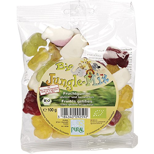 Jungle Mix Bio von Pural
