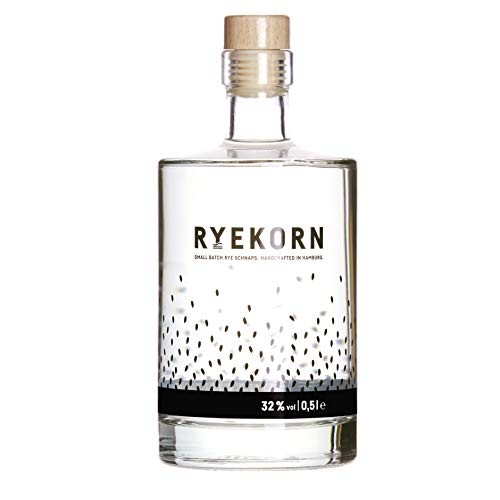 RYEKORN Small Batch Rye Schnaps. Handcrafted in Hamburg. von RYEKORN
