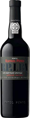 Ramos Pinto Late bottled Vintage  mit Geschenkverpackung 2009  (1 x 0.75 l) von Ramos Pinto