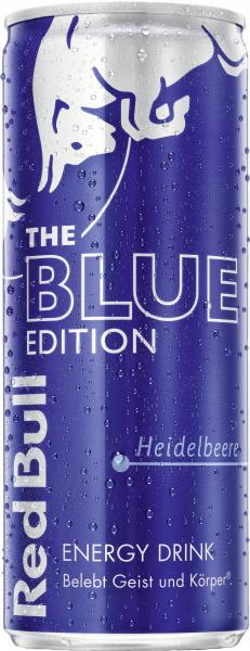 Red Bull Energy Blue Edition Heidelbeere (Einweg) von Red Bull