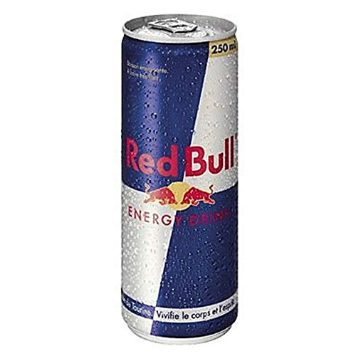 Red Bull Energy Drink 24 X 250Ml (Packung mit 6) von Red Bull