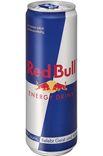 Red Bull - Energy Drink DPG Dose - 0,355l von Red Bull