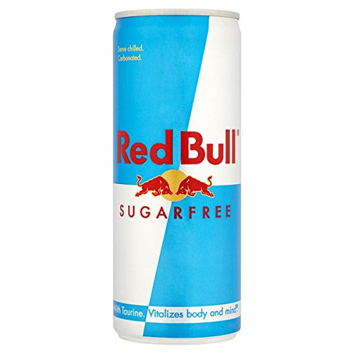 Red Bull Sugarfree 250ml (Packung mit 24 x 250 ml) von Red Bull