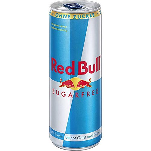 Red Bull Sugarfree Energy Drink von Red Bull
