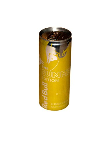 Red Bull - The Summer Edition Tropical Energy Drink - 6x 250ml von Red Bull