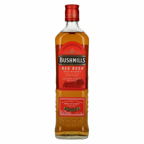 Bushmills RED BUSH Irish Whiskey 40,00% 0,70 Liter von Regionale Edeldistillen