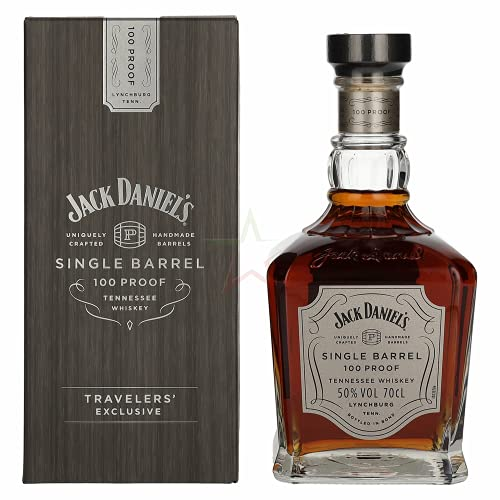 Jack Daniel's Single Barrel 100 Proof Limited Edition 50,00% 0,70 Liter von Regionale Edeldistillen