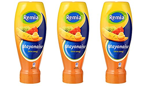 3 x Remia Mayonaise 500ml von Remia