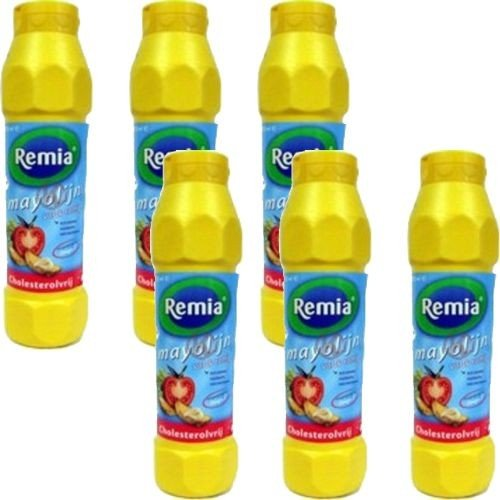 Remia Gewürz-Sauce Mayonnaise Light 6 x 750ml (Mayolijn) von Remia
