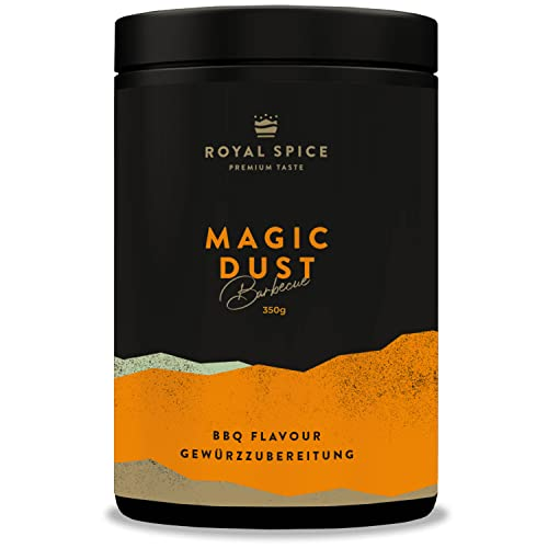 Magic Dust Smoke, Magic Dust mit geräuchertem Paprika und Rauch, 350g Dose von Royal Spice von Royal Spice