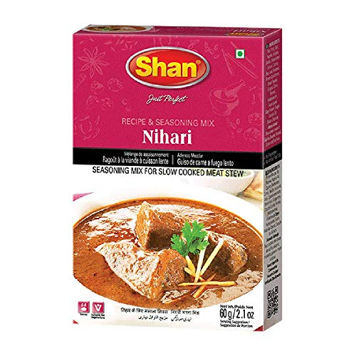 Shan Nihari Curry Mix - 60 G von SHAN