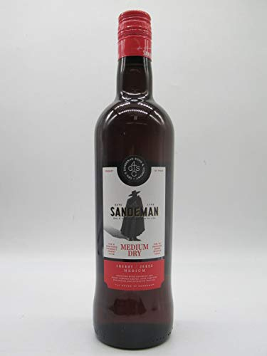 Sandeman - Sherry Medium Dry von Sandeman
