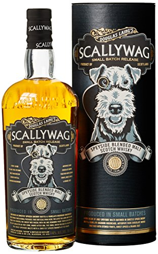 Scallywag Blended Scotch Whisky (1 x 0.7 l) von Douglas Laing & Co.
