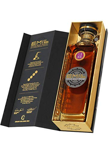 Scheibel - FEINWERK - EMILL Single Malt Whisky 42% vol. 1x0,7L von Scheibel