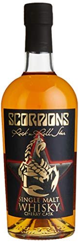 Scorpions Rock n Roll Star Cherry Cask Whisky, 0.7 l von Mackmyra Whisky