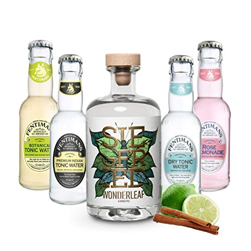 "SIEGFRIED WONDERLEAF""ALKOHOLFREI""& Tonic Mix von Siegfried"