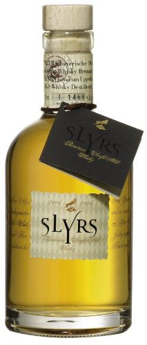 Slyrs Bavarian Single Malt Whisky 43%, 1er Pack (1 x 350 ml) von Slyrs