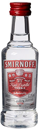 Smirnoff Red Label 0,05l. von Smirnoff