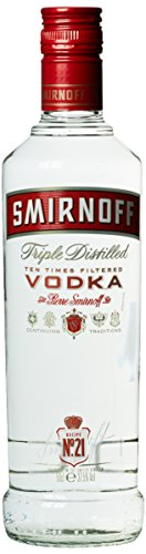 Smirnoff Red Label Vodka (1 x 0.5 l) von Smirnoff
