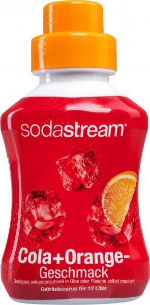 Soda Stream Getränkesirup Cola Mix Cola + Orange von Soda Stream