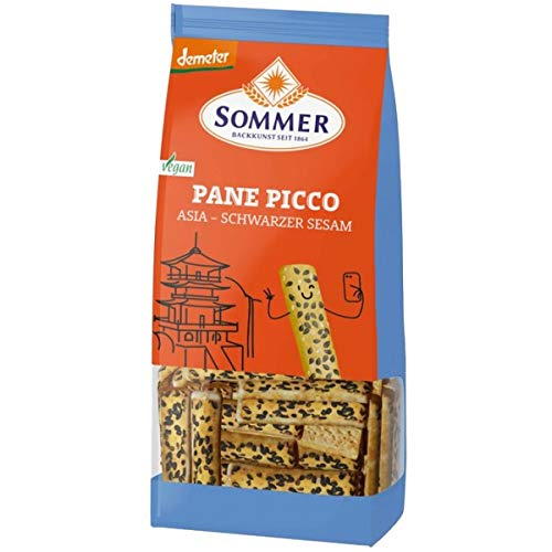 "Sommer & Co. Pane Picco ""Asia"" (150 g) - Bio von SOMMER CABLE"