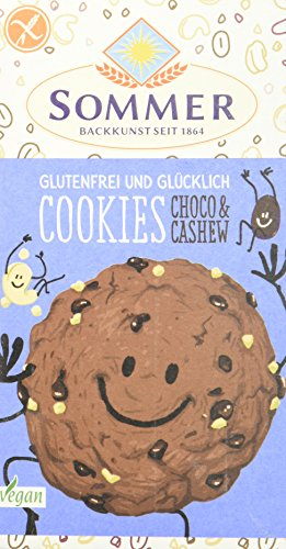 Sommer Cookie Cranberry + Sesam, 6er Pack (6 x 125 g) von SOMMER CABLE