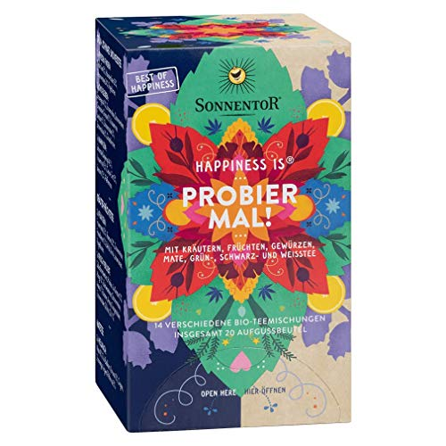 Happiness is® Probier mal! bio Beutel (32.1 g) von Sonnentor