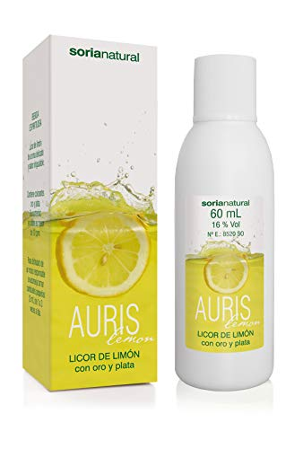AURIS LEMON DROPS von Soria Natural