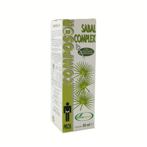 COMPOSOR 10 PROSTASOR 50 ML. von Soria Natural