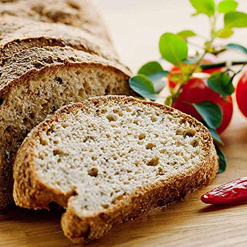 Tomate Chili Brot von Soulfood LowCarberia 320g von Soulfood LowCarberia