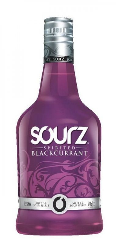 Sourz Blackcurrant von Sourz