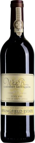 Springfield Whole Berry Cabernet Sauvignon von Springfield Estate