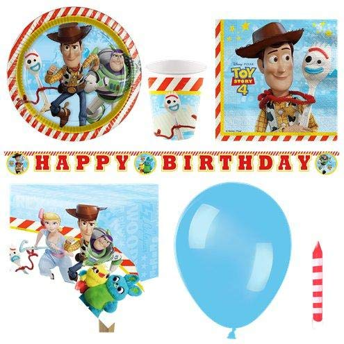 Toy Story 4 - Deluxe Pack for 8 von Stef Chef Party