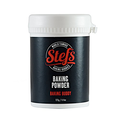 Stef's Baking Powder - Professional Grade von Stef Chef
