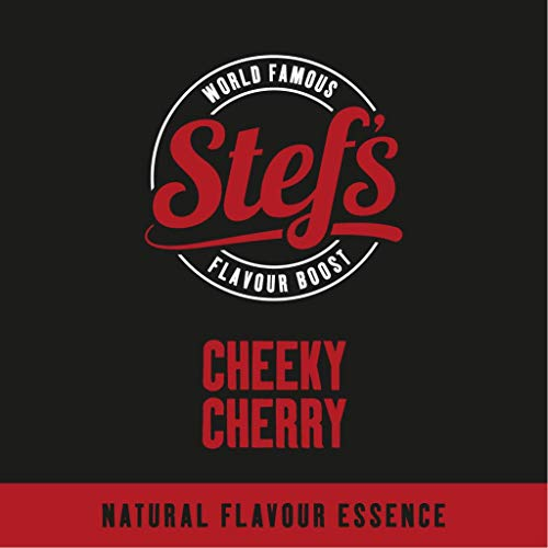 Cheeky Cherry - Natural Cherry Essence 5L von Stef Chef