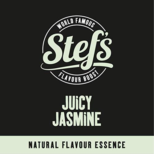 Juicy Jasmine - Natural Jasmine Essence 2.5L von Stef Chef