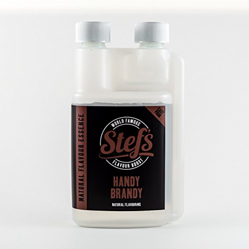 Handy Brandy - Natural Brandy Essence 250ml von Stef Chef