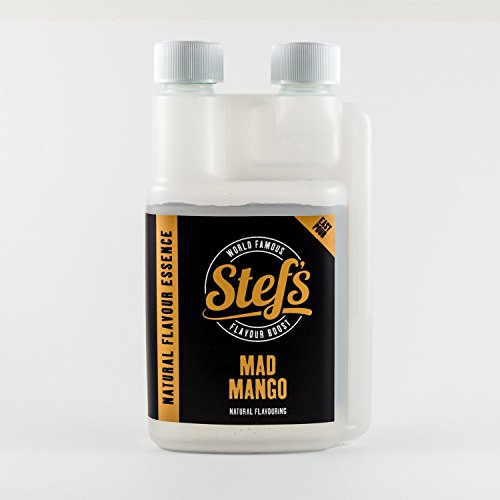 Mad Mango - Natural Mango Essence 250ml von Stef Chef