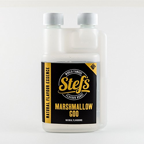 Marshmallow Goo - Natural Marshmallow Essence 250ml von Stef Chef