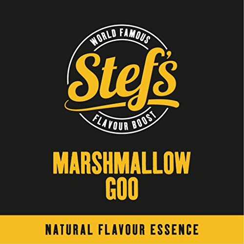 Marshmallow Goo - Natural Marshmallow Essence 5L von Stef Chef