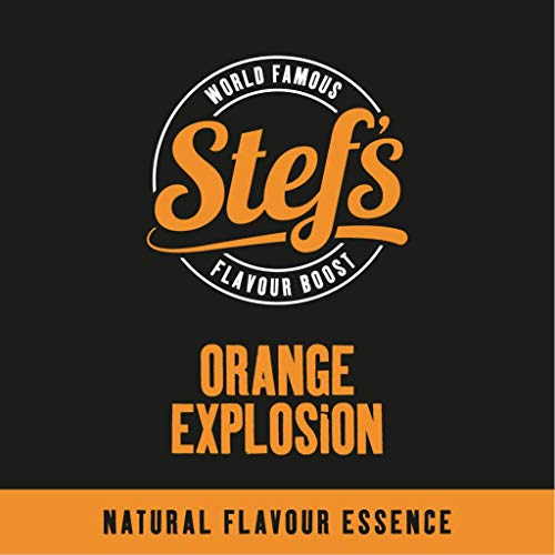 Orange Explosion - Natural Orange Essence 5L von Stef Chef