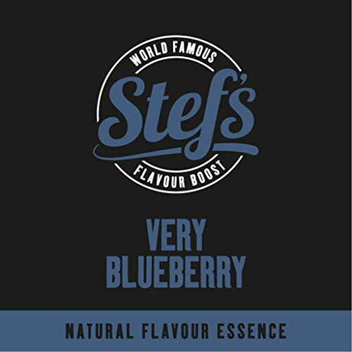 Very Blueberry - Natural Blueberry Essence 5L von Stef Chef
