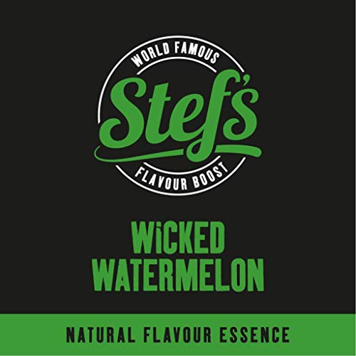 Wicked Watermelon - Natural Watermelon Essence 2.5ltr von Stef Chef
