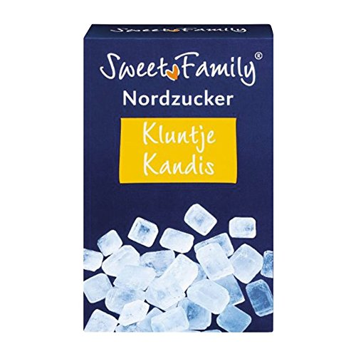 Sweet Family Kluntje Kandis, 1000g 1er Pack von Sweet Family