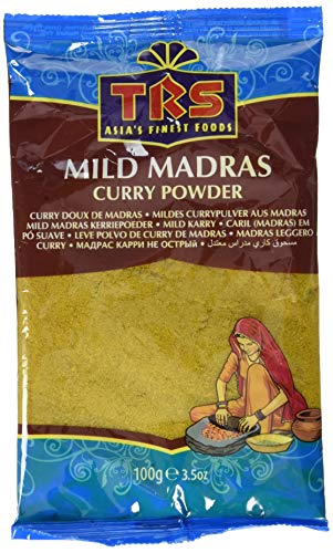 TRS, Mild Madras Curry Powder, 100g von TRS