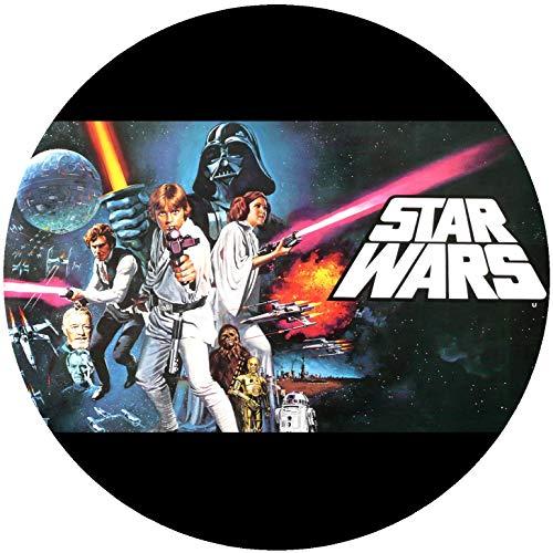 Fondant Tortenaufleger Geburtstag  Star Wars  T95 1